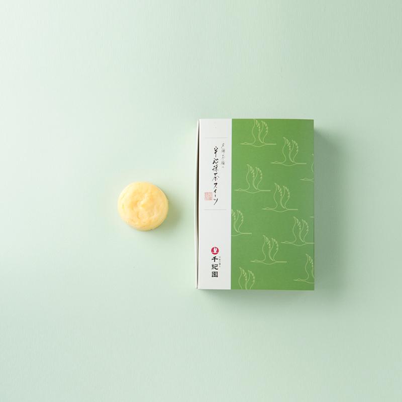 フランス産の高級クリームチーズを使用した濃い味わいのチーズケーキ プレーン味と チーズケーキ専用のギフト箱