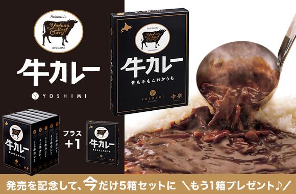 よしみ牛カレー(1箱(200g×1袋入))
